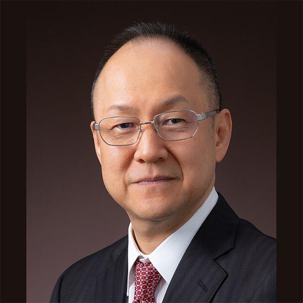 Professor Kazunori Ikebe